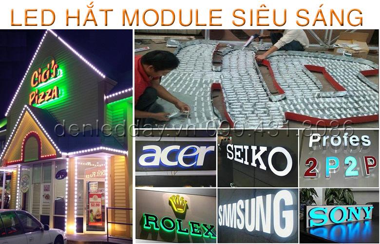 LED hắt module